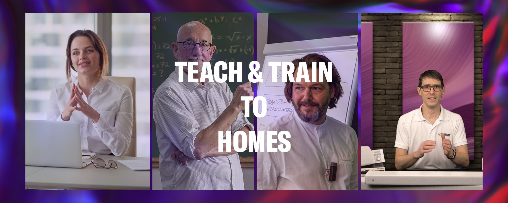Teach & Train to Homes