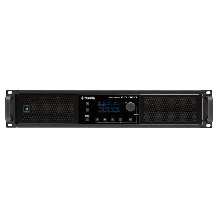 Yamaha Power Amplifier PC406-D Thumbnail