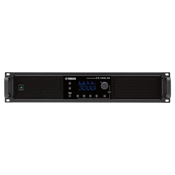 Yamaha Power Amplifier PC406-DI Thumbnail